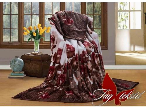 "Плед велсофт ""Фантазия"" VL037 от TAG tekstil в интернет-магазине PannaTeks"