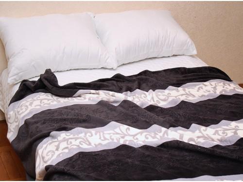 """Плед велсофт """"Ночной узор"""" JH1711 от TAG tekstil в интернет-магазине PannaTeks"""