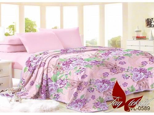 """Плед велсофт """"Вальс"""" VL0589 от TAG tekstil в интернет-магазине PannaTeks"""