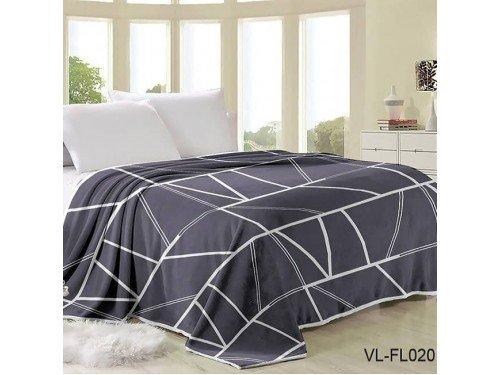 Плед велсофт/микрофибра Абстракция Линий 020 от TAG tekstil в интернет-магазине PannaTeks