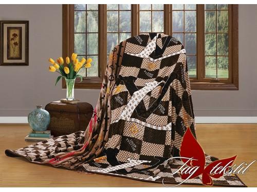 """Плед велсофт """"Louis Vuitton"""" VL035 от TAG tekstil в интернет-магазине PannaTeks"""