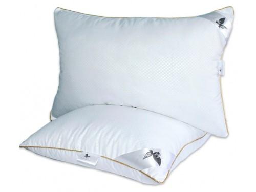 Подушка из био пуха Eco-1 микрофибра, антиаллергенная ПС-41 от TAG tekstil в интернет-магазине PannaTeks