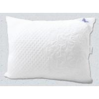 Гипоаллергенная подушка холлофайбер, белая, стеганая Soft collection ПС-017