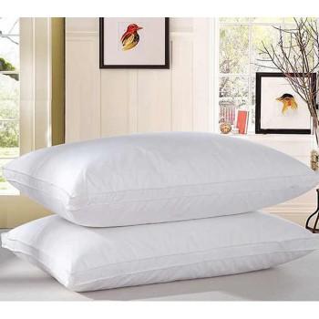 Подушка Белая с бортом