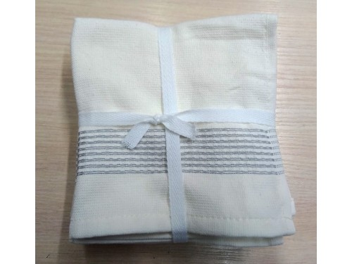 Набор полотенец для кухни Полоса KN 026 от TAG tekstil в интернет-магазине PannaTeks