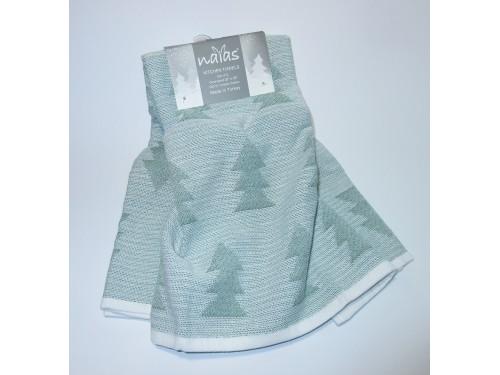 Набор полотенец для кухни Елочка KN 027 от TAG tekstil в интернет-магазине PannaTeks