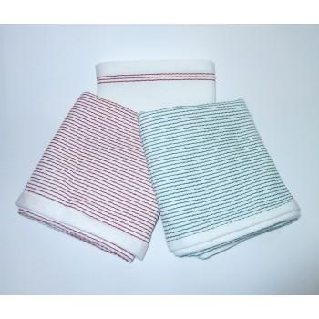 Набор вафельных полотенец №3
