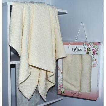 Набор полотенец Gakkard crema