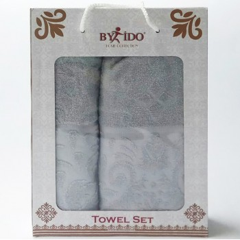 Набор полотенец Gakkard grey