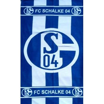 Пляжное полотенце FC SCHALKE 04