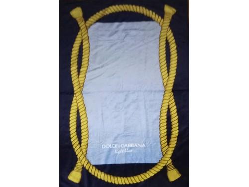 Полотенце пляжное Dolce Gabbana 055 от TAG tekstil в интернет-магазине PannaTeks