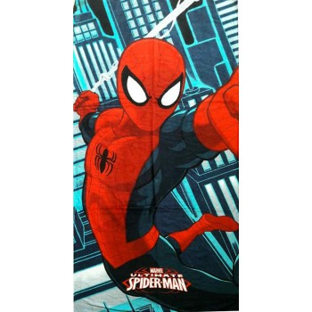 Полотенце пляжное Spider-Man