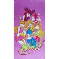 Полотенце пляжное Winx
