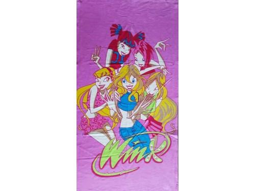 Полотенце пляжное Winx 034 от TAG tekstil в интернет-магазине PannaTeks