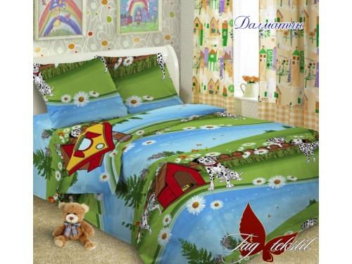Детское постельное белье поплин Далматин Далматин от TAG tekstil в интернет-магазине PannaTeks