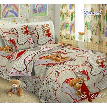 Детское постельное белье поплин Дружок Дружок от TAG tekstil в интернет-магазине PannaTeks