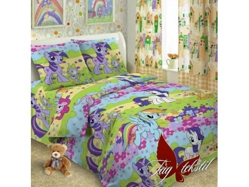 Детское постельное белье поплин Пони Пони от TAG tekstil в интернет-магазине PannaTeks