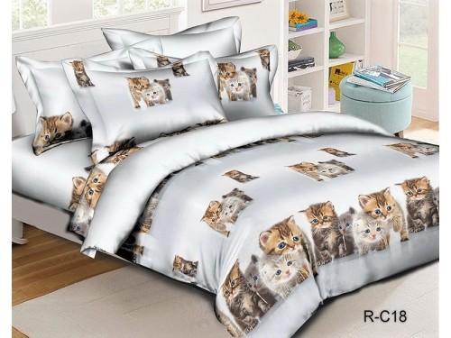 Комплект подростковый ранфорс R-C18 R-C18 от TAG tekstil в интернет-магазине PannaTeks