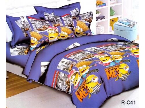 Комплект подростковый ранфорс R-C41 R-C41 от TAG tekstil в интернет-магазине PannaTeks