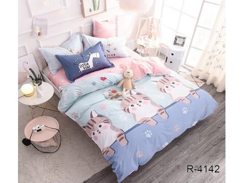 Комплект подростковый ранфорс с компаньоном R4142 R4142 от TAG tekstil в интернет-магазине PannaTeks