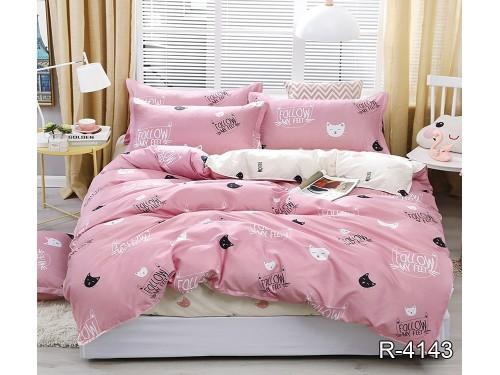 Комплект подростковый ранфорс с компаньоном R4143 R4143 от TAG tekstil в интернет-магазине PannaTeks