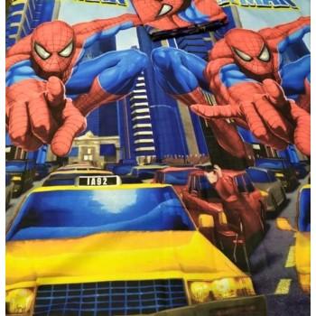 Детское постельное белье ранфорс Человек Паук (Spider-man) фото 1