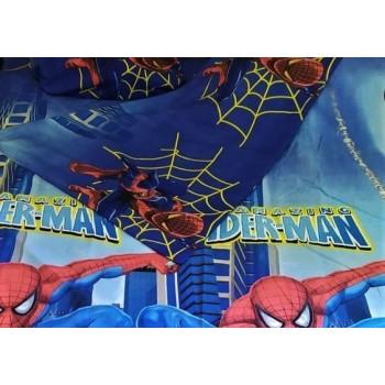 Детское постельное белье ранфорс Человек Паук (Spider-man) фото 2