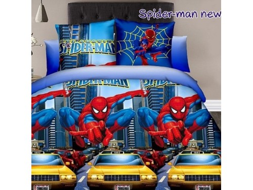 Детское постельное белье ранфорс Человек Паук (Spider-man) 0904 от TAG tekstil в интернет-магазине PannaTeks