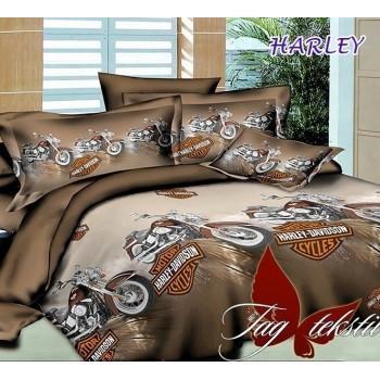 Подростковое постельное белье ранфорс Харлей Дэвидсон