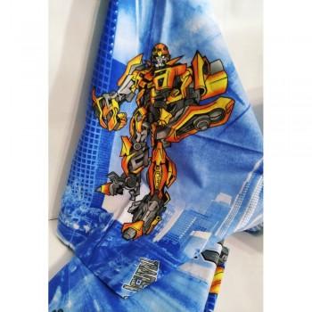 Постельное белье с супергероями Трансформеры фото 2