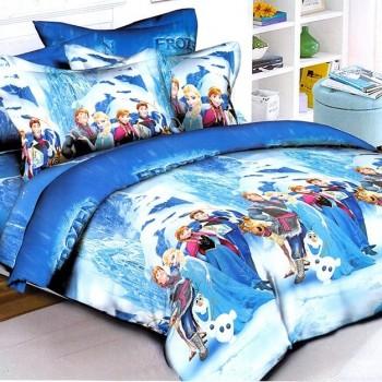 Подростковое постельное белье ранфорс Холодное Сердце 0934 от TAG tekstil в интернет-магазине PannaTeks