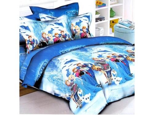 Комплект постельного белья Холодное Сердце 0934 от TAG tekstil в интернет-магазине PannaTeks