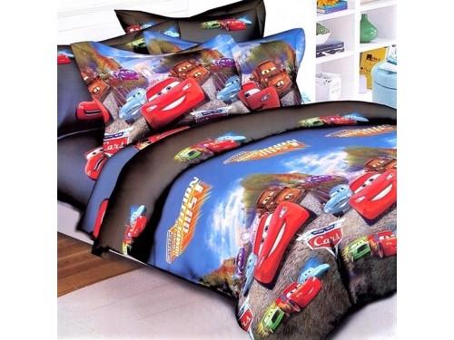 Постельное белье с Тачками 0935 от TAG tekstil в интернет-магазине PannaTeks