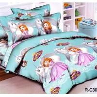 Подростковые постельные комплекты София и Единорог