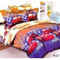 Подростковое постельное белье для мальчиков Тачки