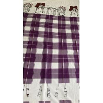 Детское постельное белье ранфорс Виолетта фото 3