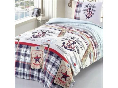 Детская постель для мальчика Береговая охрана R2071 от TAG tekstil в интернет-магазине PannaTeks