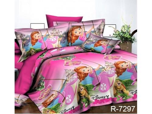 Подростковое постельное белье ранфорс София R7297 от TAG tekstil в интернет-магазине PannaTeks