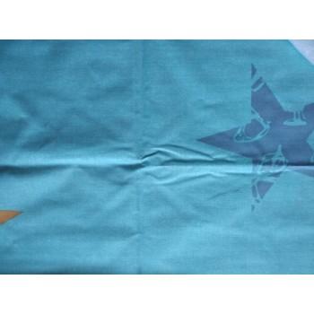 Подростковое постельное белье ранфорс Звезды с Буквами фото 3