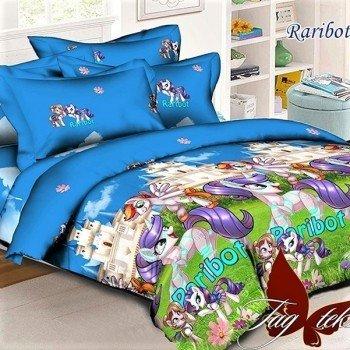 Подростковое постельное белье ранфорс Литл Пони Рарибот (Raribot)