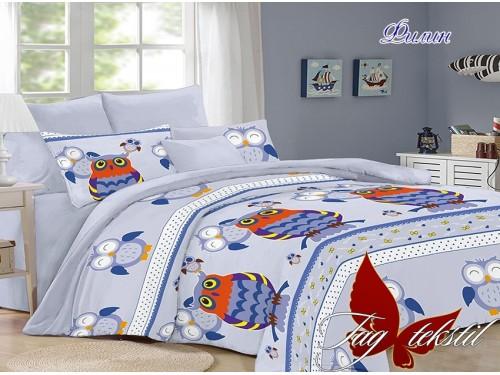 Подростковое постельное белье с компаньоном поплин Филин Филин от TAG tekstil в интернет-магазине PannaTeks