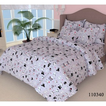 """Комплект подростковый бязь """"Собачки"""" 110340 от Selena в интернет-магазине PannaTeks"""