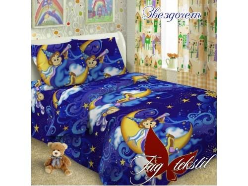 Детское постельное белье поплин Звездочет Звездочет от TAG tekstil в интернет-магазине PannaTeks