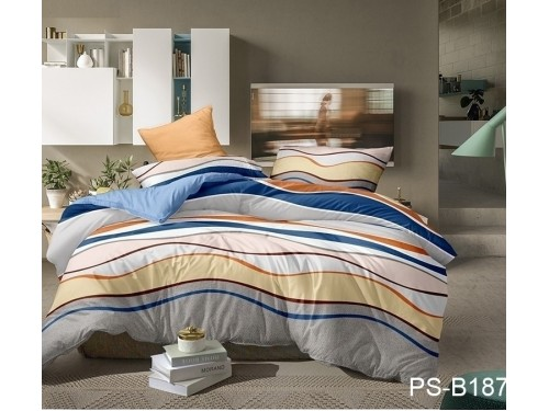 Постельное белье полисатин 187 PS-B187 от TAG tekstil в интернет-магазине PannaTeks