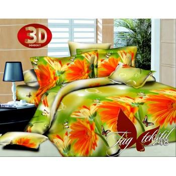 Постельное белье поликоттон 3D HL248 3D HL248 от TAG tekstil в интернет-магазине PannaTeks