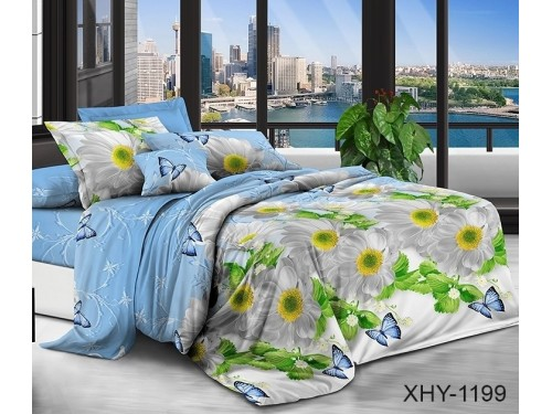 Постельное белье поликоттон XHY1199 XHY1199 от TAG tekstil в интернет-магазине PannaTeks