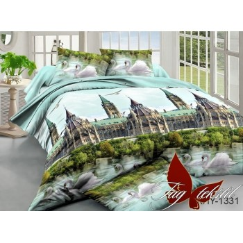 Постельное белье поликоттон XHY1331 XHY1331 от TAG tekstil в интернет-магазине PannaTeks