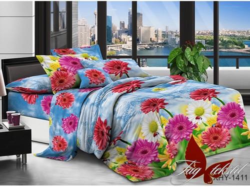 Постельное белье поликоттон XHY1411 XHY1411 от TAG tekstil в интернет-магазине PannaTeks