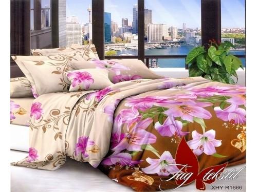 Постельное белье поликоттон XHY1666 XHY1666 от TAG tekstil в интернет-магазине PannaTeks