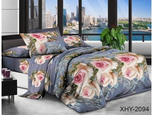 Постельное белье поликоттон XHY2094 XHY2094 от TAG tekstil в интернет-магазине PannaTeks